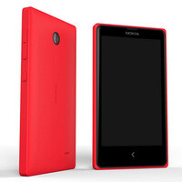 Nokia A110 smartphone running Android 4.4.1 appears on AnTuTu