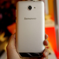Lenovo S930, S650 and A859 hands-on: affordable Android warriors