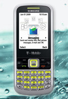 Samsung t349 brings half-QWERTY to T-Mobile customers