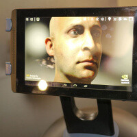 Nvidia Tegra K1 Reference Tablet hands-on