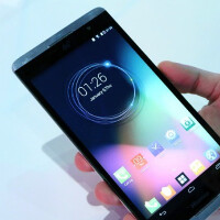 6.8 inch Hisense X1 smartphone expected to loom over other handsets in the U.S. by Q2