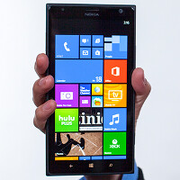 As expected, the 32 GB version of the Nokia Lumia 1520 is now available online from AT&T