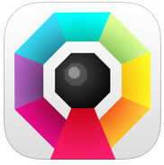 Octagon, a minimalistic arcade dodger, is free on iTunes
