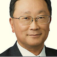 CEO John Chen sees himself as the doctor who can cure BlackBerry's ailments