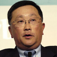 BlackBerry removes interim  from CEO John Chen's title