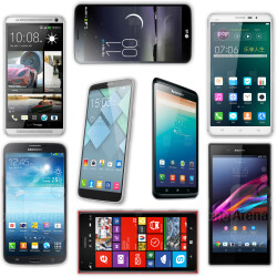 The super-sized chart: meet the largest smartphones on the planet (2015)