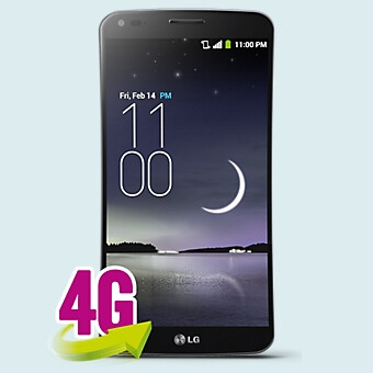 Curved LG G Flex to cost almost as much as an iPhone 5S 64GB in the UK