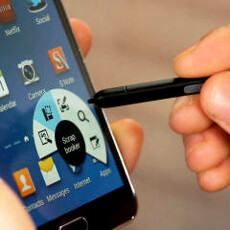 New Synaptics tech to find its way in the Galaxy S5 and Note 4, improving Air Gestures and S Pen input