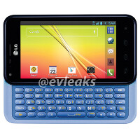 Latest image of QWERTY equipped LG Optimus F3Q leaks just days before expected launch