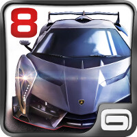 Asphalt 8: Airborne is now burning rubber on select BlackBerry devices