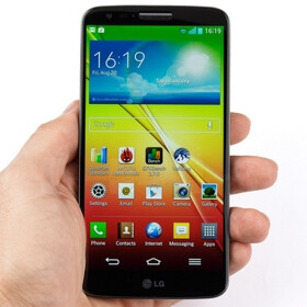 """5.5"""" LG G3 to arrive May 17th, 5.9"""" G Pro 2 to start warming the bench next month, both with QHD displays"""