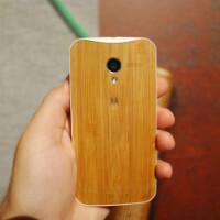 Motorola may be giving away some wooden Moto Xes tonight