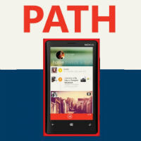 Official Path app comes to Windows Phone