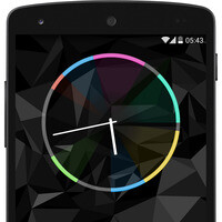 12Hours is an Android clock widget and a daily schedule visualizer in one