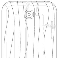 Samsung granted new design patent for a buttonless smartphone. Could it be related to the Galaxy S5?