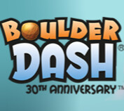 Boulder Dash - 30th Anniversary expected Q1 2014 for iOS and Android, pays homage to the classic game