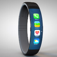 New iWatch concept beautifully builds on the Nike FuelBand concept