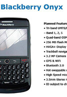 BlackBerry Magnum, Onyx, Gemini and Pearl 3G coming to AT&T