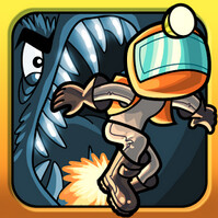Worm Run arrives on Android, endless running ensues