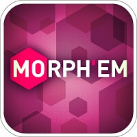 Morph'em 3D puzzle game now available on the BlackBerry Q10 and Q5