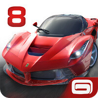 Gameloft brings 'immersive mode' to Asphalt 8, other Android games to get it by February