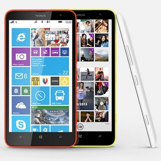 Nokia Lumia 1320 available in the US (unlocked), will be launched in the UK next month
