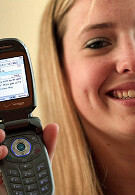 American teens sent and received average 2,272 texts per month in 4th quarter