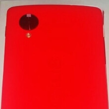 New photos showing the red LG Google Nexus 5 appear, packaging included