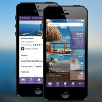 Use your smartphone to check-in and open your hotel room at certain Starwood properties