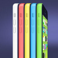 Cook: Apple iPhone 5c market share lower than expected