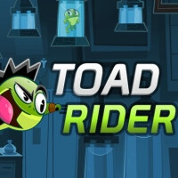 Toad Rider for iOS - the nightmare of Battletoads' Turbo Tunnel level reoccurs on February 5th
