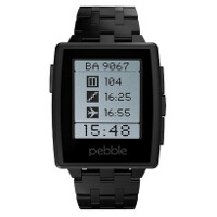 Classier Pebble Steel now shipping