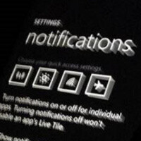 First 'real' Windows Phone 8.1 screenshot leaks, shows upcoming Notification Center