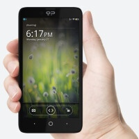 Geeksphone details its dual-OS wielding handset, the Revolution