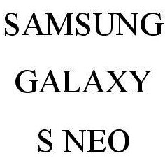 Samsung wants to trademark the Galaxy S Neo name