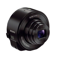 Sony brings 1080p recording to the QX10/QX100 lens-style cameras