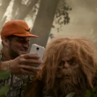 Tim Tebow stars with Bigfoot in T-Mobile's Super Bowl ad