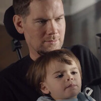 Microsoft's Super Bowl Ad shows how the Microsoft Surface Pro can change the life of an ALS sufferer