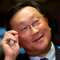 John Chen says that consumers are still a focus at BlackBerry