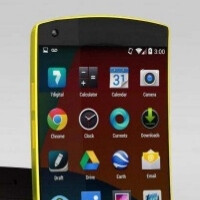New Google Nexus 6 concept takes a colorful, curved approach