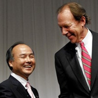 FCC meeting with SoftBank's Son; T-Mobile merger plans are on the table