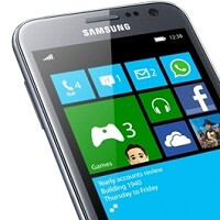 Samsung's new Windows Phone packing a quad-core Snapdragon CPU and Adreno 305 GPU