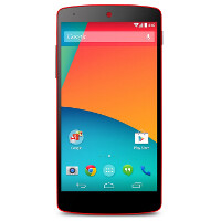 Red Nexus 5 is finally official, available in Google Play Store