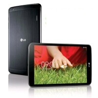 Get the LG G Pad 8.3 for $326 (£199.99) at UK retailer Expansys