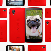 Win a Red Nexus 5 and an accessories bundle from Google