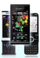 Sony Ericsson renames the Idou to Satio, announces the Aino and the Yari