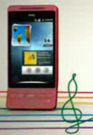 HTC Hero appears in a promo video