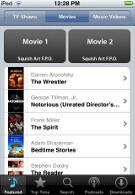 Apple staff gets training on direct downloads of TV shows and movies?