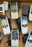 Cellphones becoming the hottest black market contraband in prisons
