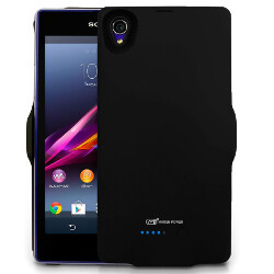 Double the battery life of your Xperia Z1 with the new Mugen Power case